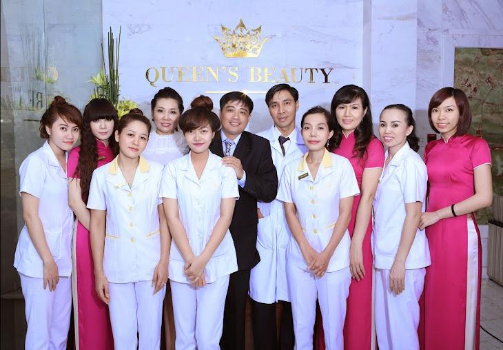 Queen's Beauty: nơi làm đẹp uy tín,giá rẻ nhất tpHCM