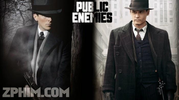 Ảnh trong phim Kẻ Thù Quốc Gia - Public Enemies 1