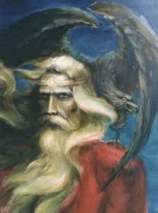 Картина - Бог Перун