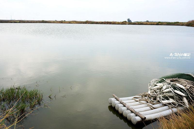 台江國家公園-虱目魚漁塭4