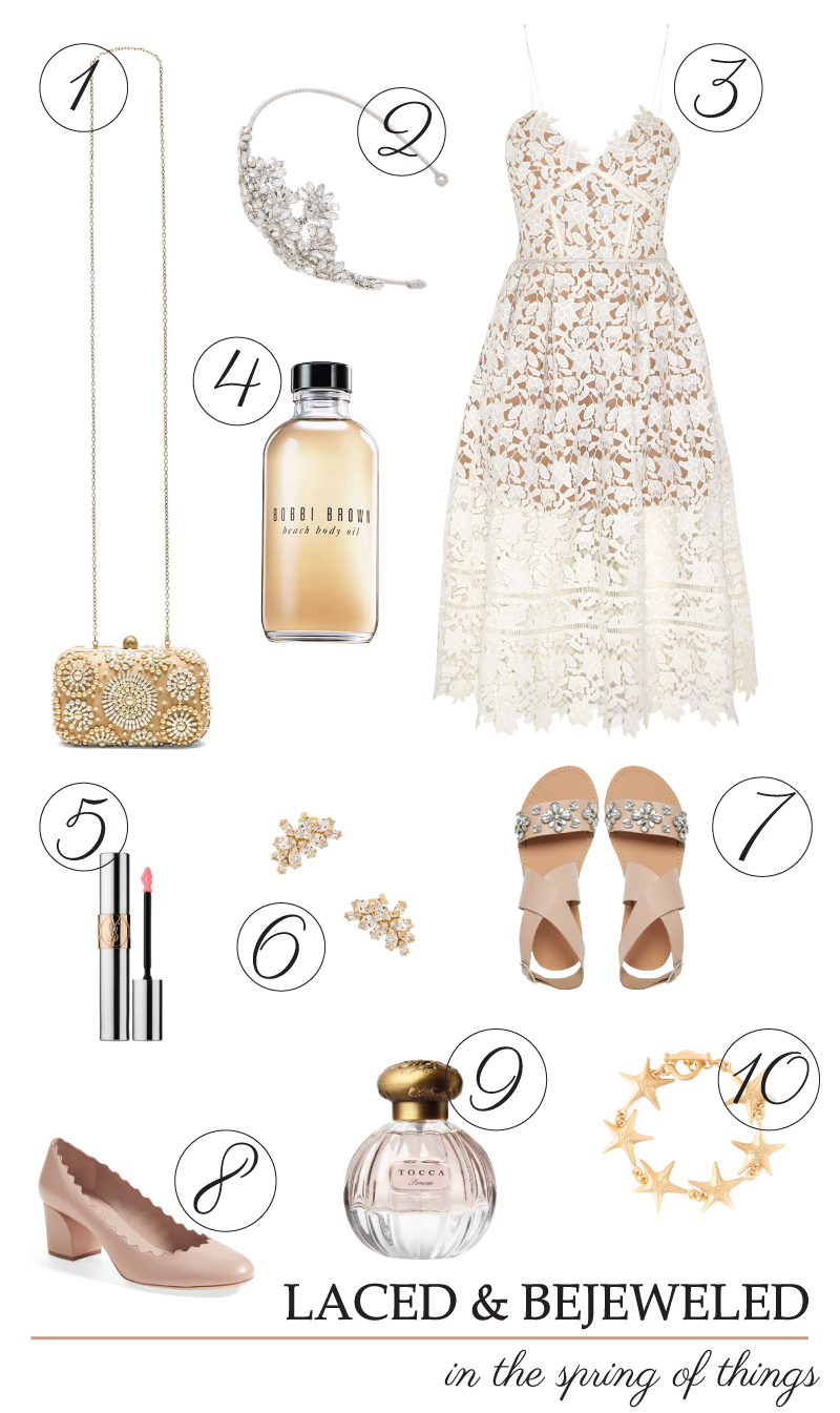 INSPIRED OUTFIT: in the spring of things...