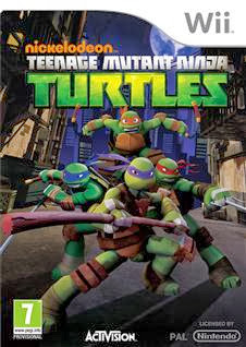 Teenage Mutant Ninja Turtles   Nintendo Wii