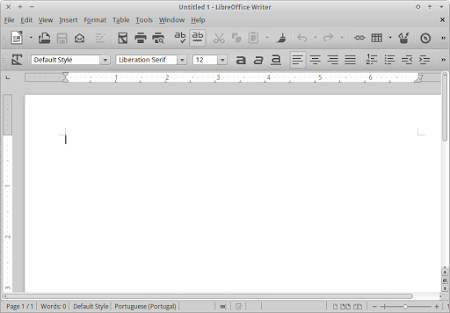 Flat Icons Theme for LibreOffice