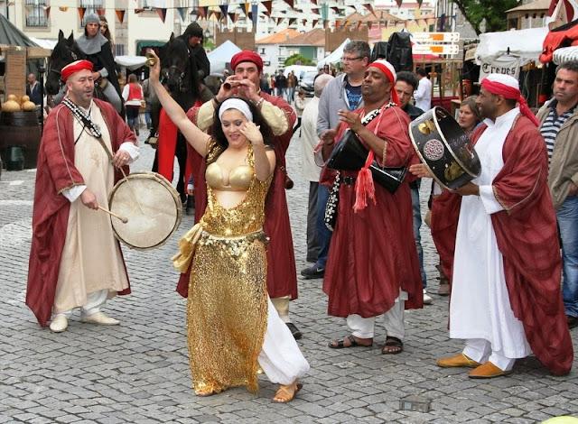 Feira Medieval de Lamego conquista a adesão de milhares de pessoas