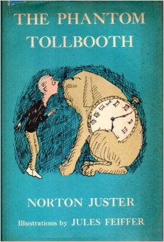 Milo and the Phantom Tollbooth -- front cover image