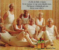 Promoting Cod Liver Oil to adults 1991