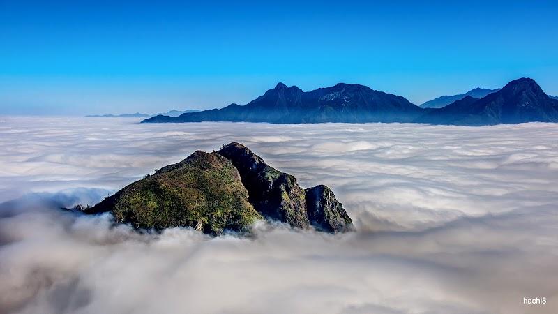 Đầu năm, thăm núi Muối - bay trên đại dương mây và hái sao trời 4