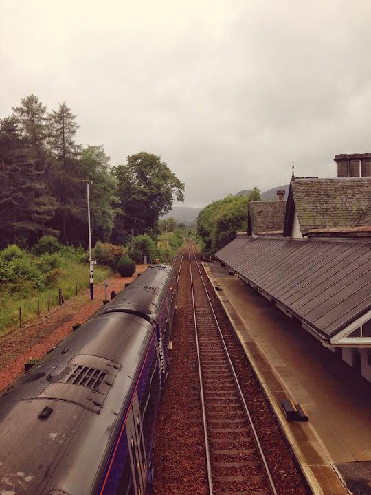 Schotland, Edinburg, reizen, reisblog, ervaring, micro-adventure, Perth, reizen met trein Schotland, trein