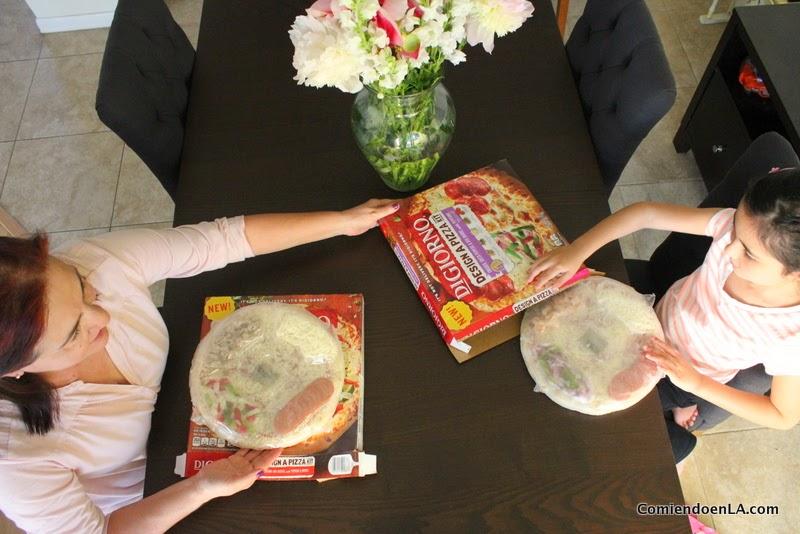 Cómo hacer pizzas