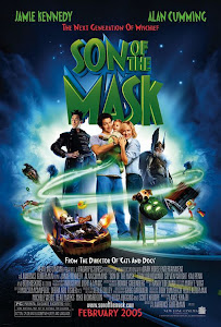 Đứa Con Của Mặt Nạ - Son Of The Mask poster