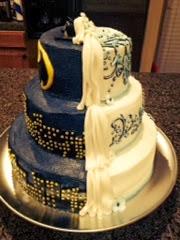 Cats Cake Creations Fancy Batman Wedding Cake