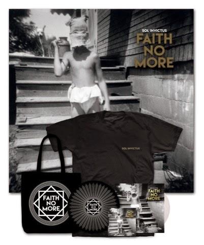 Sol Invictus At Faith No More Store