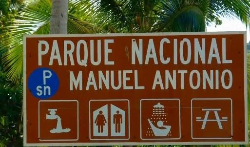Parque Nacional Manuel António