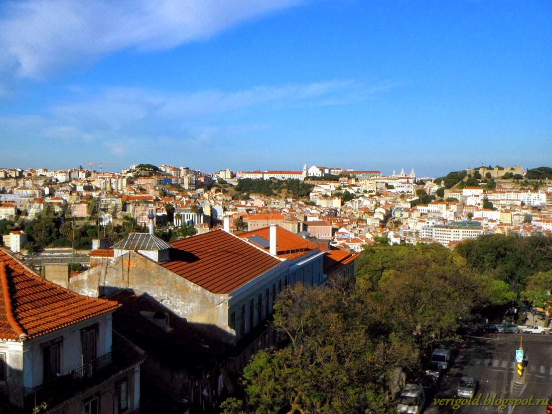 Выбрать отель в Лиссабоне - Pensao Londres