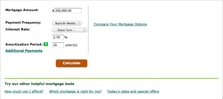 Best Mortgage Calculator