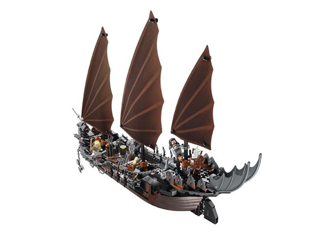 79008 レゴ ロード・オブ・ザ・リング 海賊船アンブッシュ
