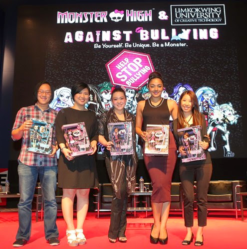 Monster High™ & Limkokwing Aginst Bullying Competition