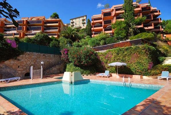 """Résidence """"Le Golfe Bleu"""", 5 Avenue Georges Drin, 06190 Roquebrune-Cap-Martin, France"""