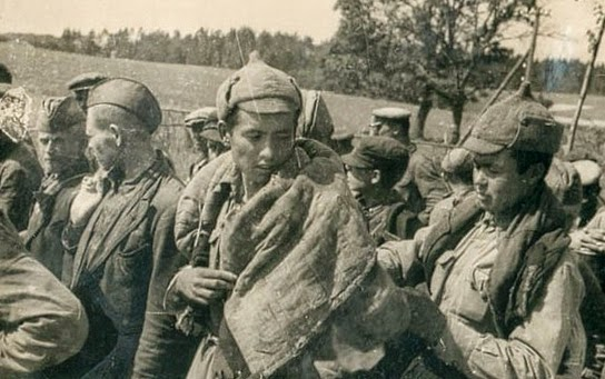 Русские пленные