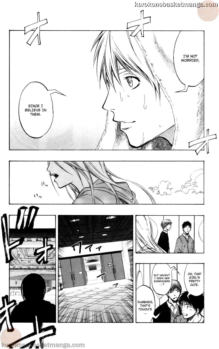 Kuroko no Basket Manga Chapter 88 - Image 05