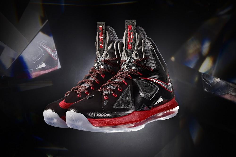 san francisco a2b94 e9d93 ... Nike LeBron X Miami Heat Away aka 8220Pressure8221 Release Date