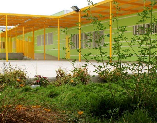 Jard n infantil de la universidad de antofagasta ya es una for Jardin del desierto
