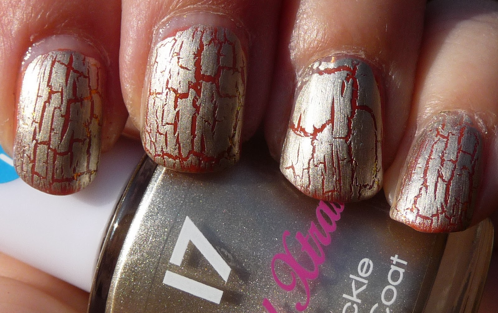 Nails and beyond: March 2011