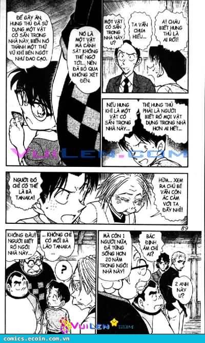 Detective Conan Chap 581 - Truyen.Chap.VN