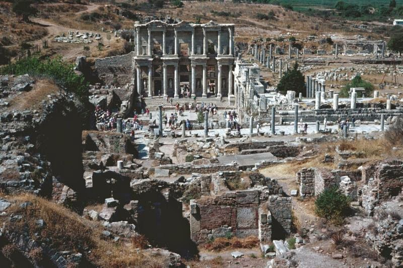 Near East: Ephesus to be granted World Heritage status