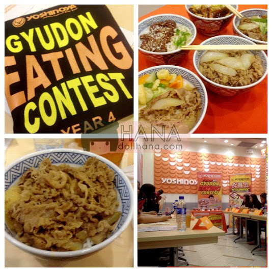 IMG 1361 Yoshinoya Gyudon Eating Contest Year 4: Win Php 150K Cash and a Trip to Japan for Two!