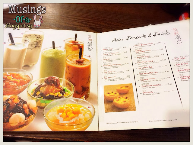 Asian Desserts & Drinks