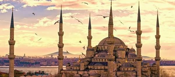 Férias na Turquia