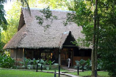 Inkaterra Reserva Amazonica in Tambopata Peru