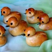 bułeczki kaczuszki