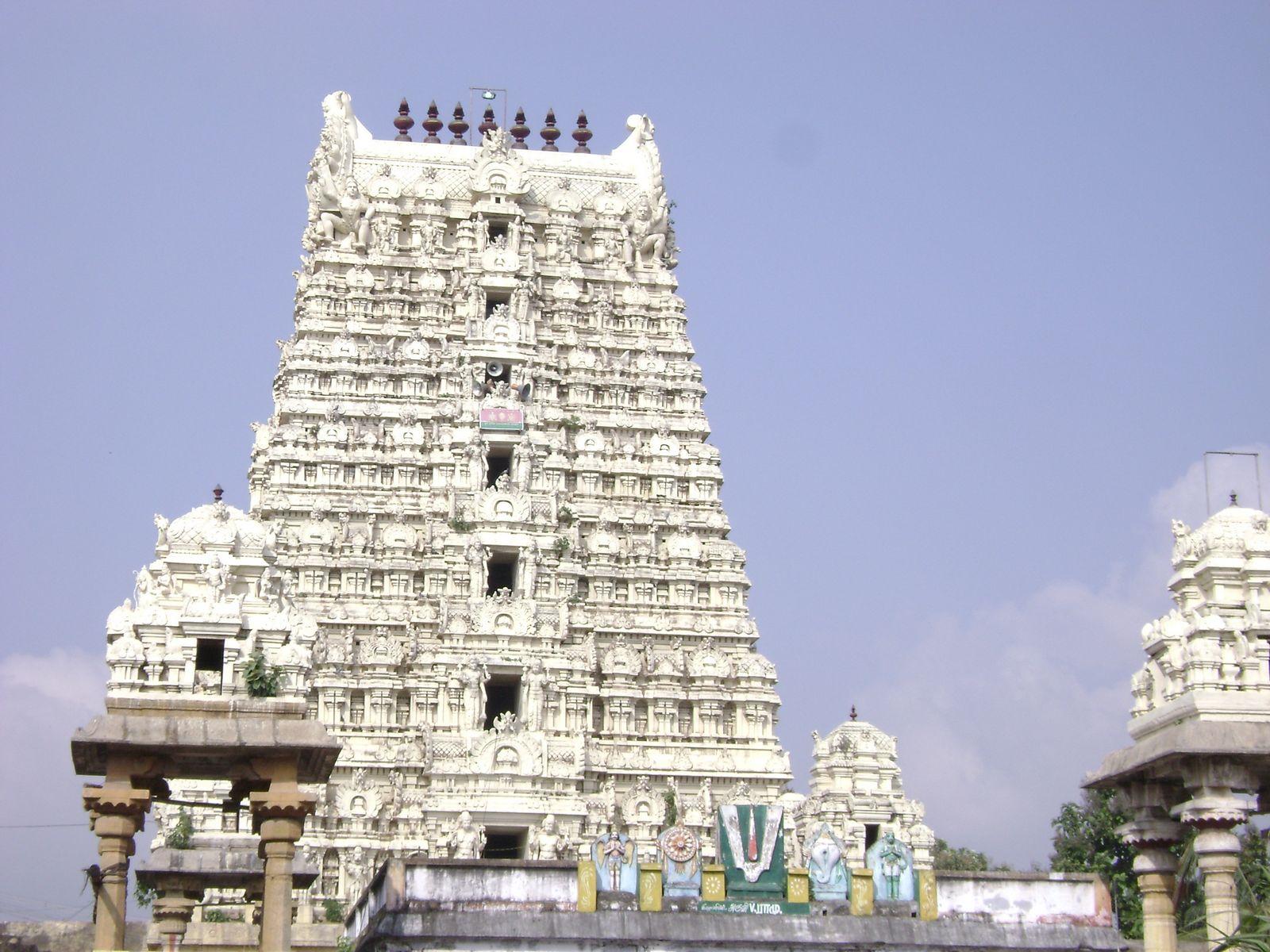 Sri Thiruvikrama Perumal Temple (ThiruKovilur) Thanjavur - Divya Desam 64