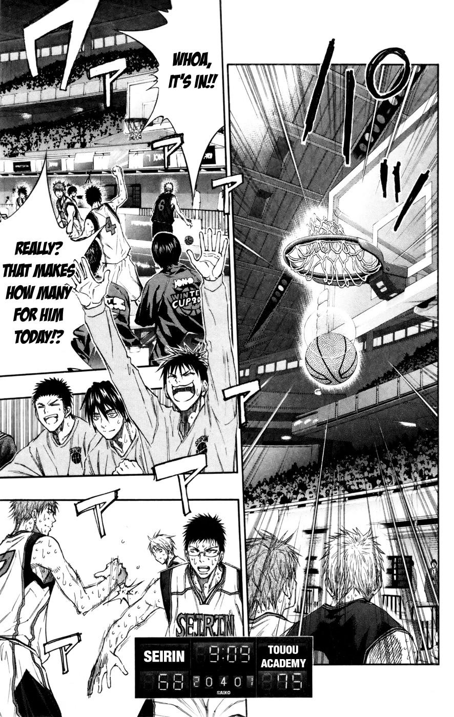 Kuroko no Basket Manga Chapter 131 - Image 06