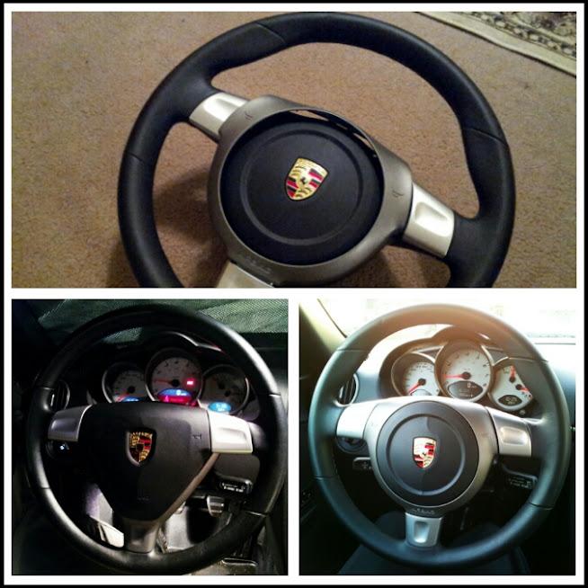 Steering wheel swap--triangle to sport