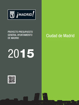 Presentado el Presupuesto 2015 para la ciudad de Madrid