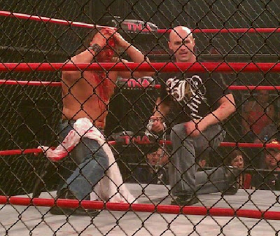 Daniels - Back home in TNA