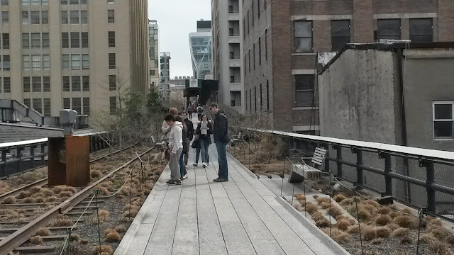 The High Line, Manhattan, New York, Elisa N, Blog de Viajes, Lifestyle, Travel