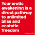YOUR EROTIC AWAKENING