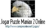 Jogo Puzzle Maniax 2 Online