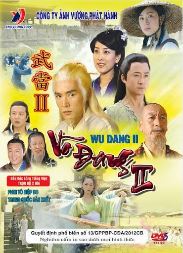 Võ Đang 2 - Wu dang II - TVB