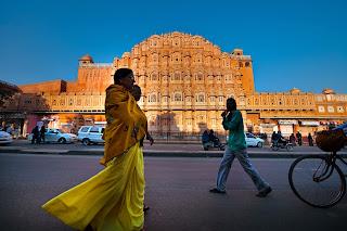 Čudoviti Jaipur - s palačo vetrov