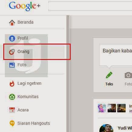 Google Plus bukan sekedar jejaring sosial biasa, ia mempunyai banyak keunggulan dibandingkan dengan jejaring sosial lainnya