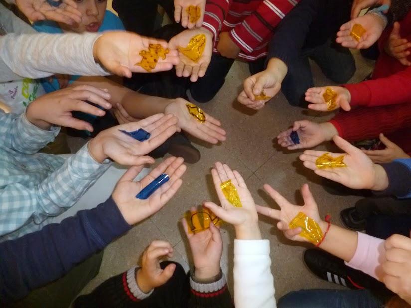magia científica en taller niños