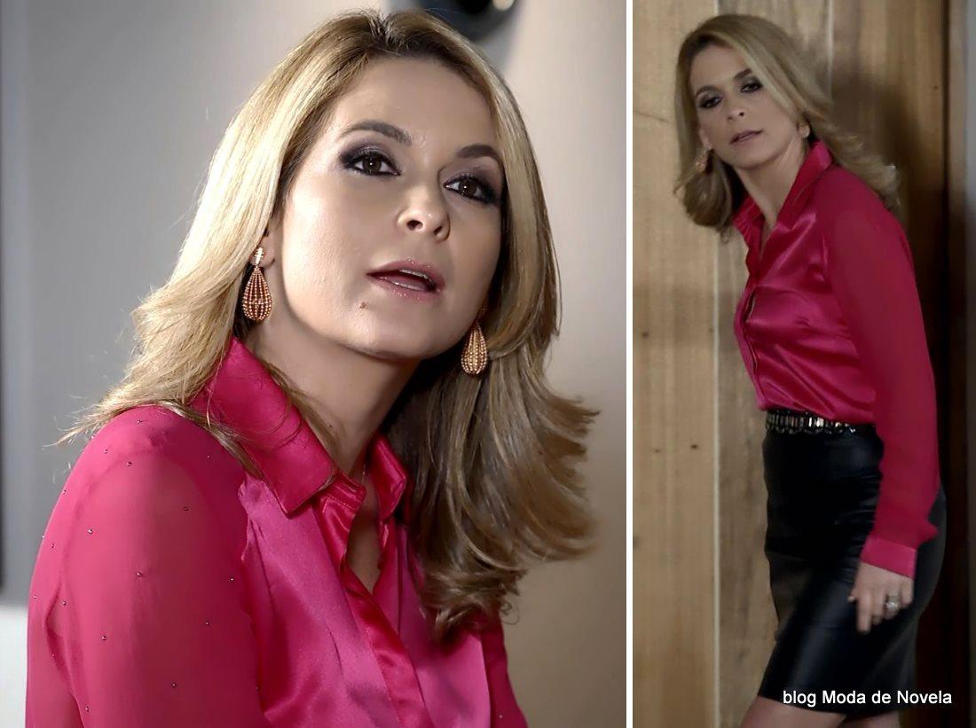 moda da novela Geração Brasil - look da Pamela dia 18 de julho