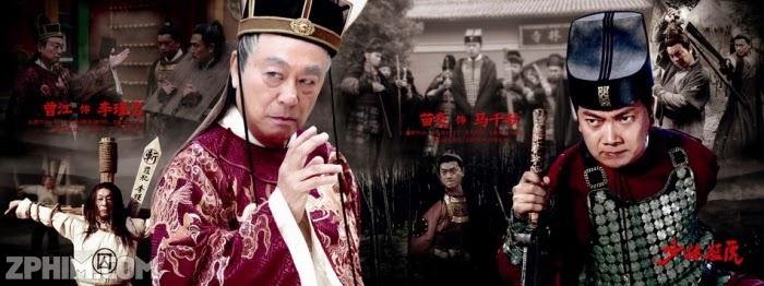 Ảnh trong phim Thiếu Lâm Mãnh Hổ - Shaolin Brave Tiger 4