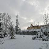 Il passo sotto la neve