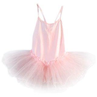 Como hacer un vestido de ballet (malla con tutu)